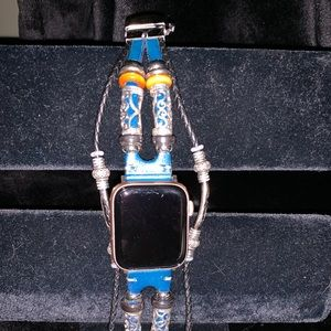 Accessories - Beaded watch band for Apple Watch